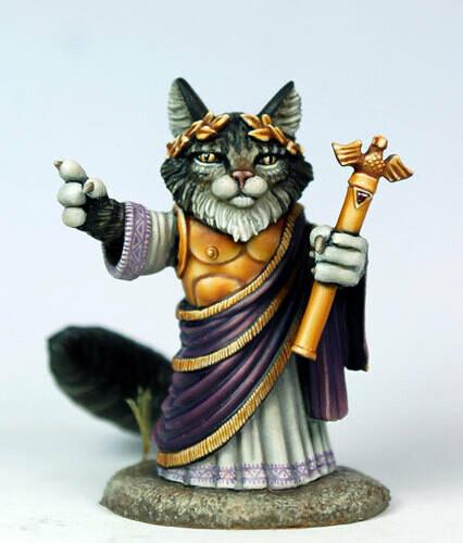 Critter Kingdoms: Augustus Tribute Emperor Cat