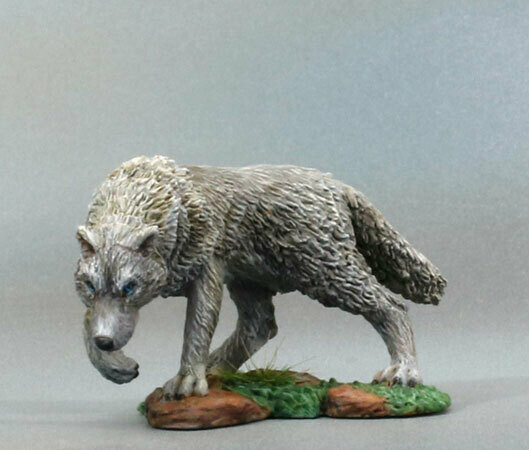 Visions in Fantasy: Wolf