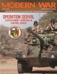 Modern War: Operation Serval - Expeditionary Warfare in Central Africa