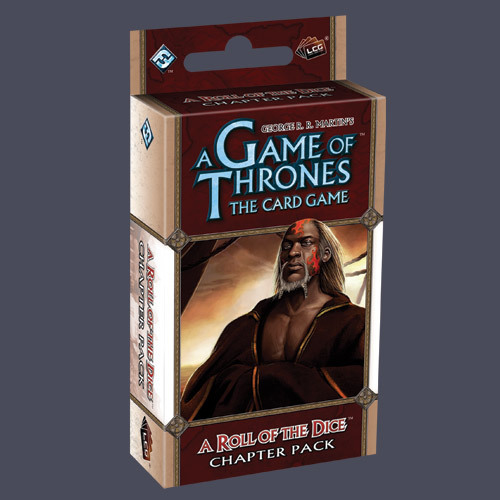 A Game of Thrones: A Roll of the Dice Chapter Pack