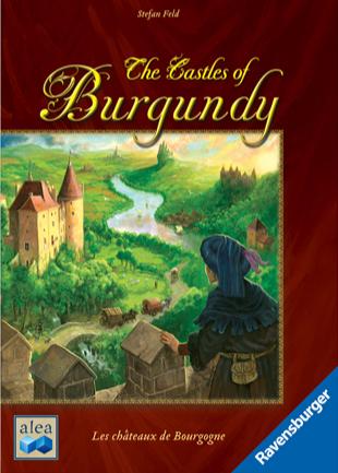 The Castles of Burgundy (DING/DENT-MEDIUM)
