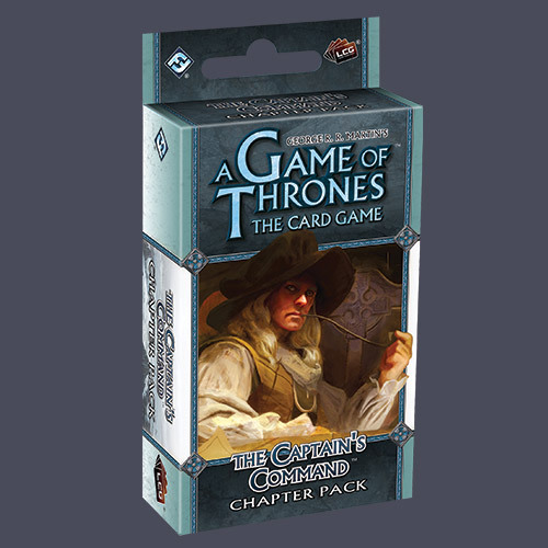 A Game of Thrones: The Captain's Command Chapter Pack