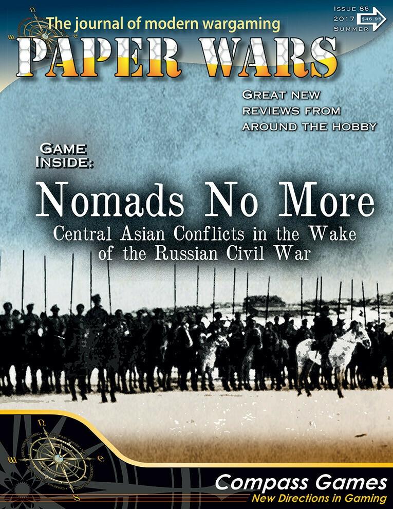 Paper Wars: Nomads No More