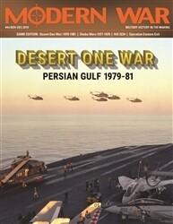 Modern War: Desert One War - Persian Gulf 1979-81