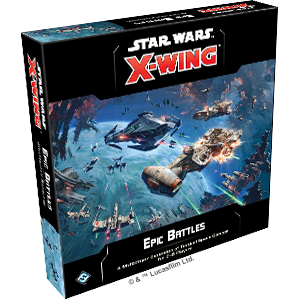 Star Wars: X-Wing Second Edition - Epic Battles Multiplayer Expansion