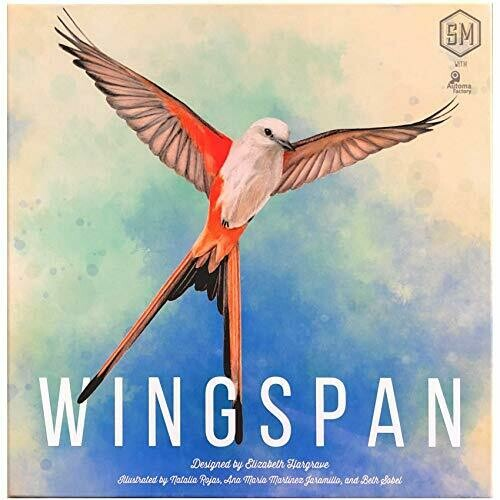 Wingspan (w/ Swift-Start Pack) (DING/DENT-Very Light)