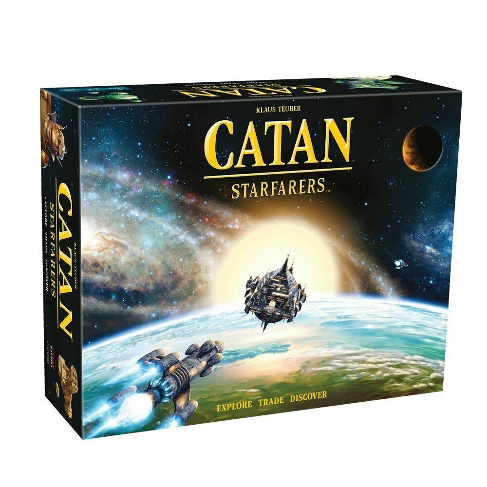 Catan Starfarers, 2nd Edition