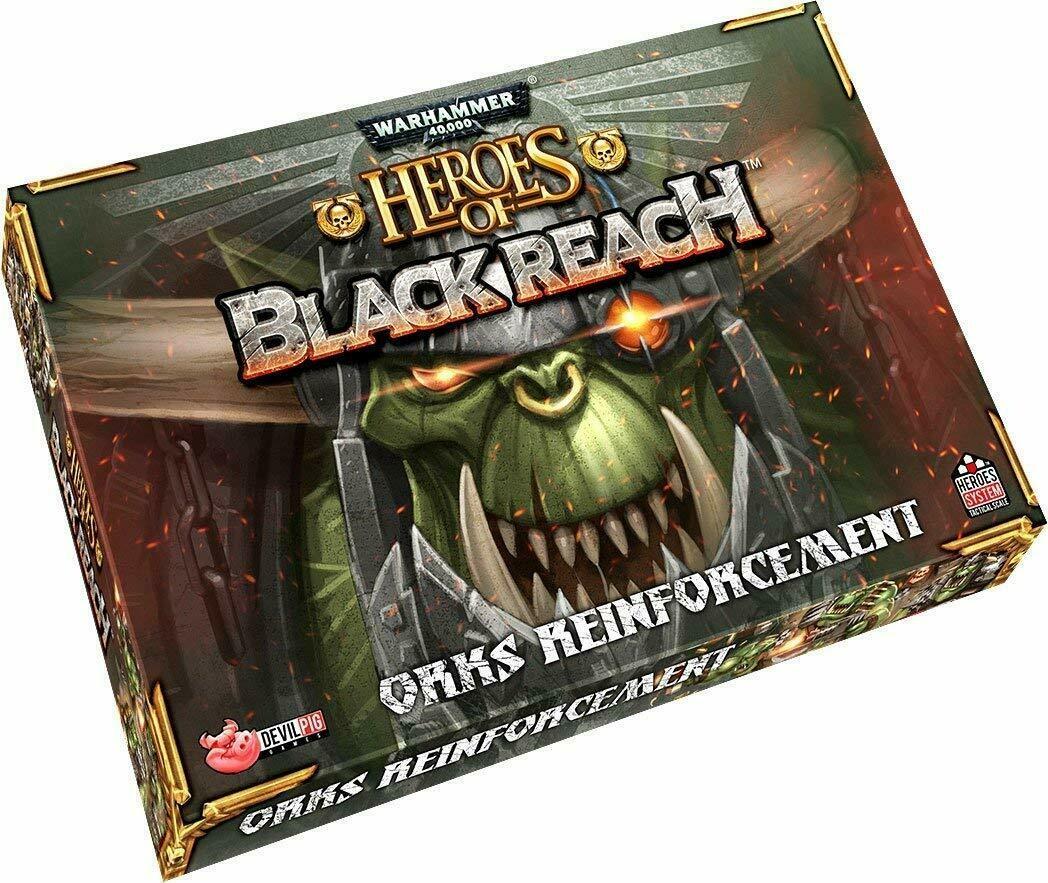 Warhammer 40,000: Heroes of Black Reach - Ork Reinforcements