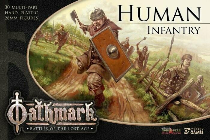 Oathmark: Human Infantry Box Set