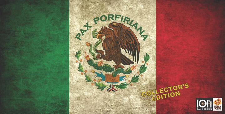 Pax Porfiriana Collector's Edition (3rd Printing)