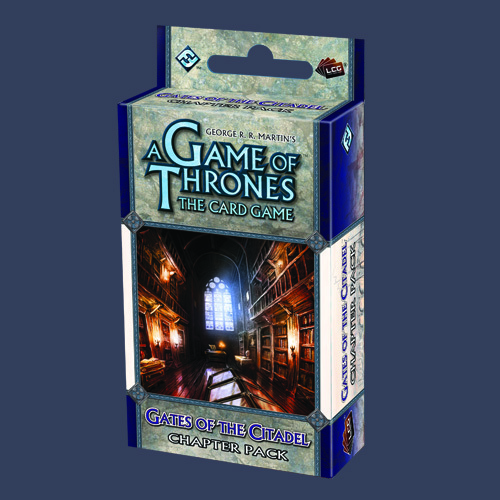 A Game of Thrones: Gates of the Citadel Chapter Pack
