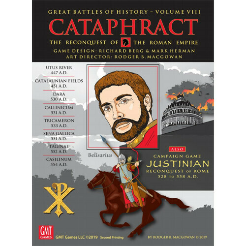 Cataphract: The Reconquest of the Roman Empire, 2nd Printing