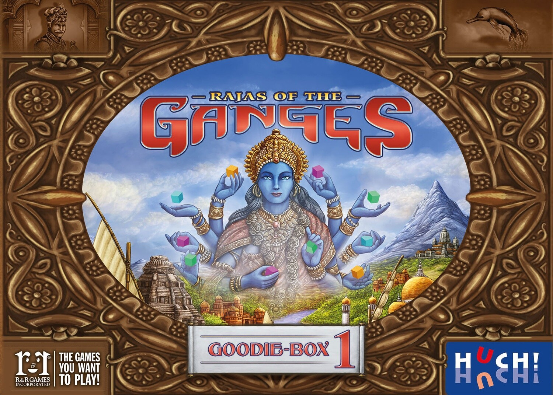 Rajas of the Ganges Goodie-Box 1