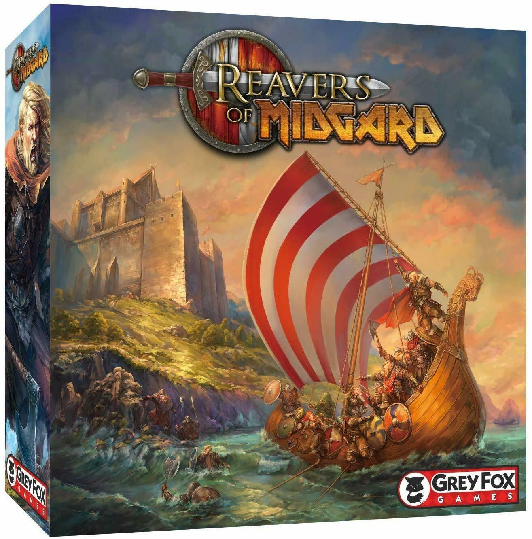Reavers of Midgard