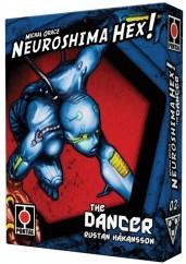 Neuroshima Hex: The Dancer Faction Pack