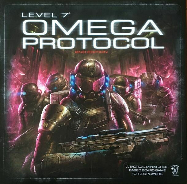 LEVEL 7 [Omega Protocol] 2nd Edition (DING/DENT-Very Light)