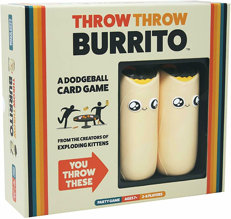 Throw Throw Burrito (Original Edition)