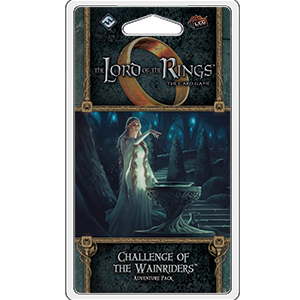 The Lord of The Rings: The Card Game - Challenge of the Wainriders Adventure Pack
