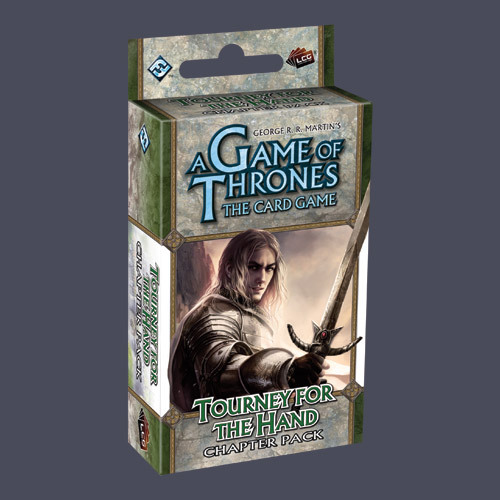 A Game of Thrones: Tourney for the Hand Chapter Pack