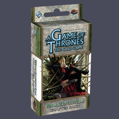 A Game of Thrones: Where Loyalty Lies Chapter Pack