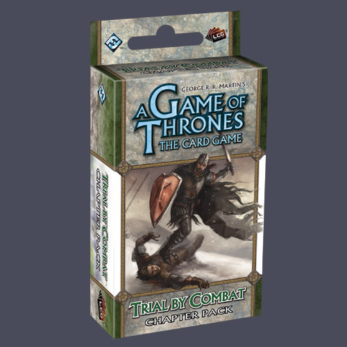 A Game of Thrones: Trial by Combat Chapter Pack