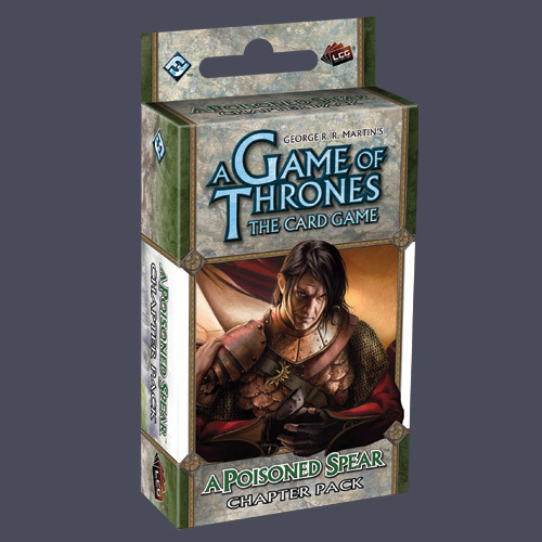 A Game of Thrones: A Poisoned Spear Chapter Pack