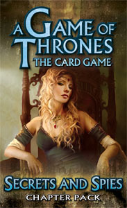 A Game of Thrones: Secrets and Spies Chapter Pack