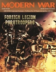 Modern War: Foreign Legion Paratroopers