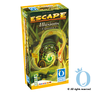 Escape: Illusions Expansion 1