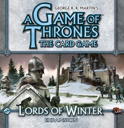 A Game of Thrones: Lords of Winter Deluxe Expansion