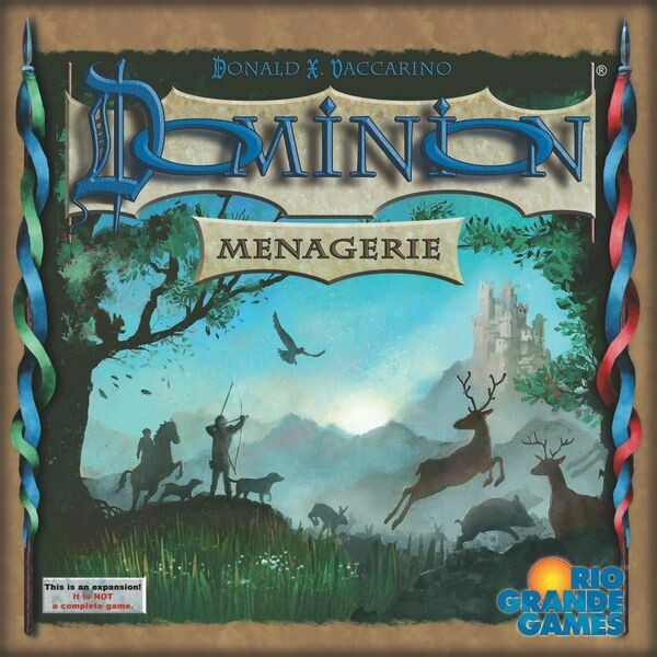 Dominion: Menagerie Expansion (DING/DENT-Very Light)