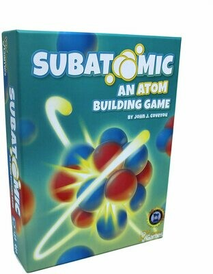 Subatomic: An Atom Building Game, 2nd Edition