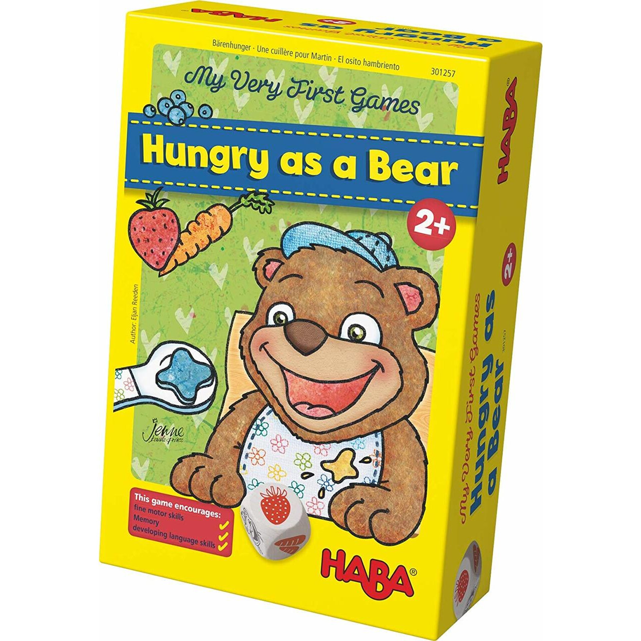 My Very First Games: Hungry as a Bear