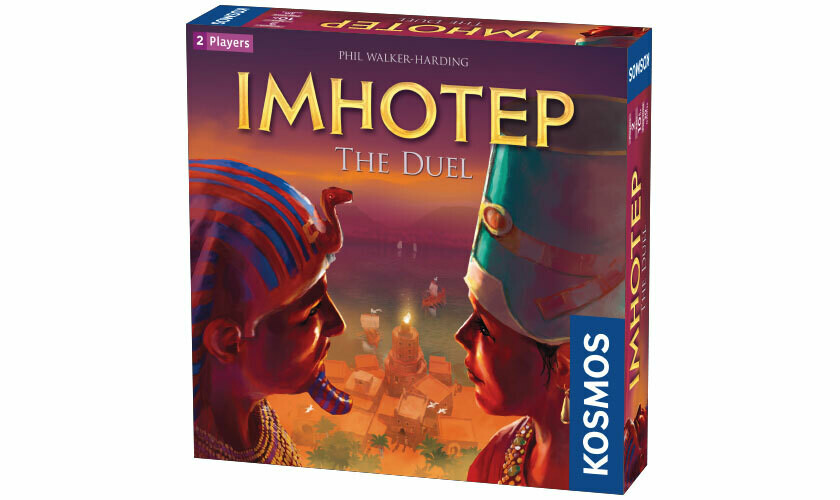 Imhotep: The Duel (DING/DENT-Light)