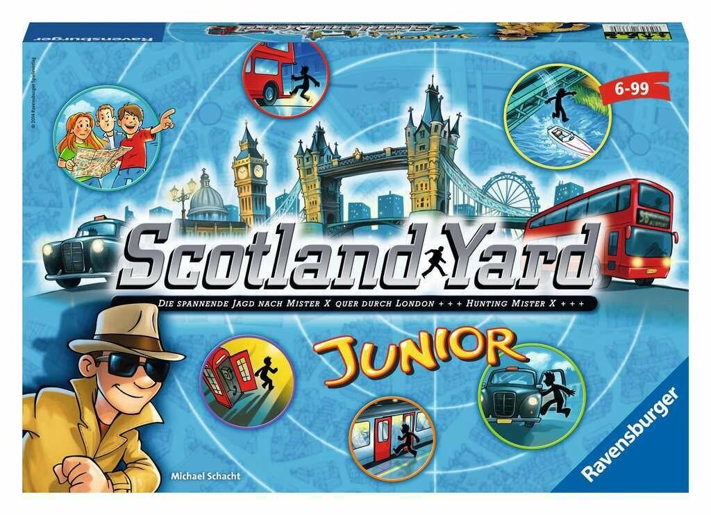 Scotland Yard Junior (DING/DENT-Medium)