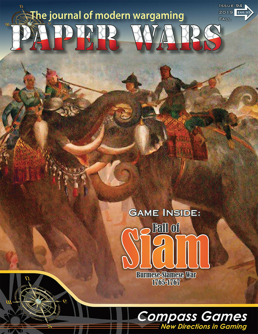 Paper Wars: Fall of Siam
