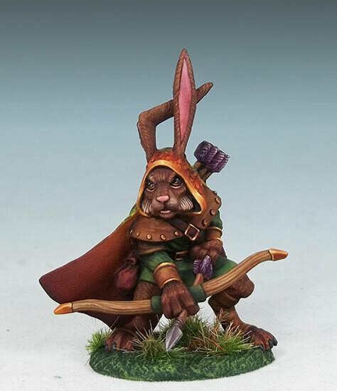 Critter Kingdoms: Rabbit Ranger