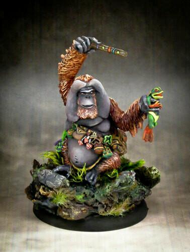 Critter Kingdoms: Orangutan Mage