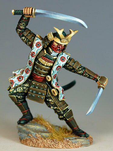 Visions in Fantasy: Male Samurai
