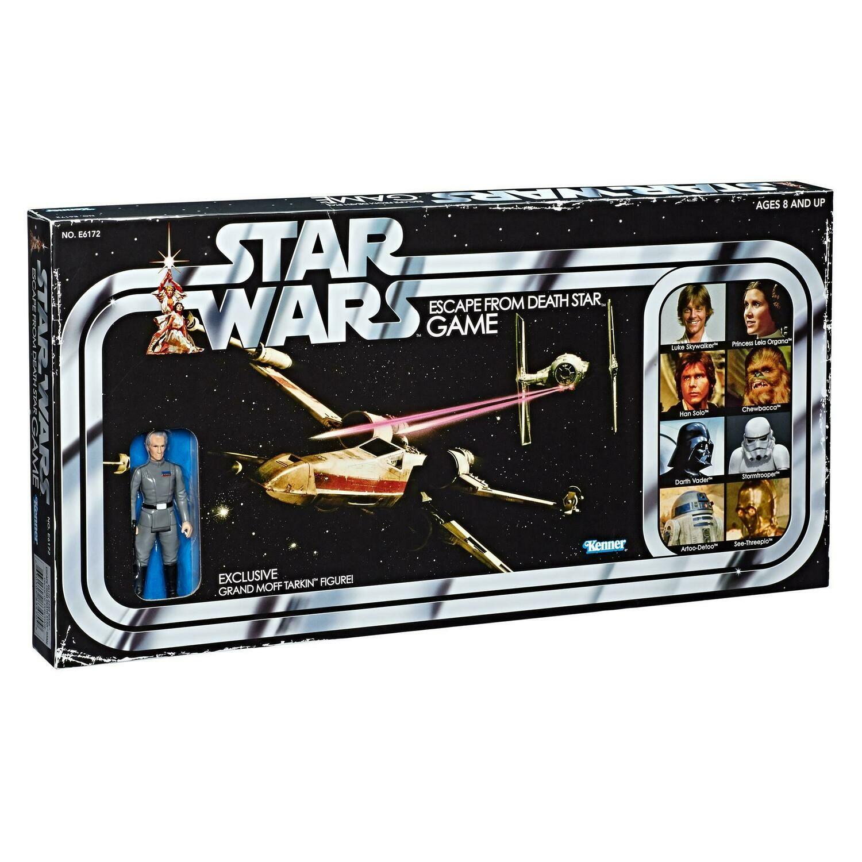 Star Wars: Escape From Death Star w/ Exclusive Grand Moff Tarkin Figure