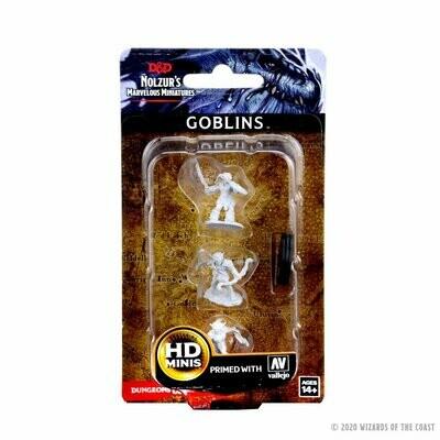 D&D: Nolzur's Marvelous Miniatures - Goblins