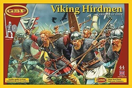 Viking Hirdmen: Warriors of Odin
