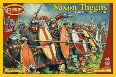 Saxon Thegns: Defenders of the Faith