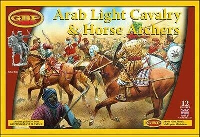 Arab Light Cavalry & Horse Archers