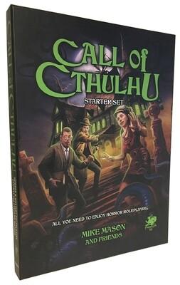 Call of Cthulhu RPG Starter Set (DING/DENT-Light)
