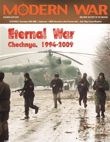 Modern War: Eternal War - Chechnya, 1994-2009