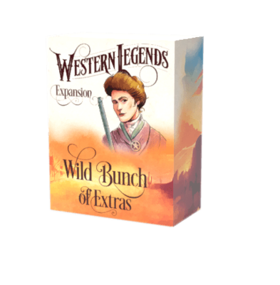 Western Legends: Wild Bunch of Extras Expansion