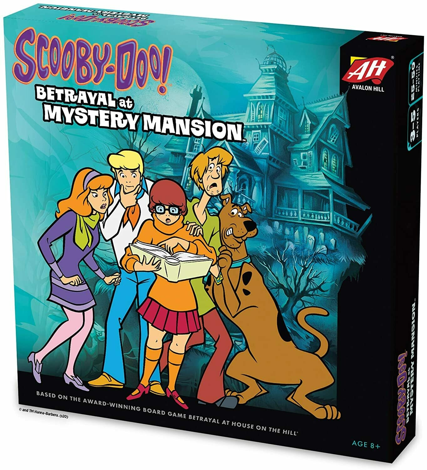 Scooby-Doo! Betrayal at Mystery Mansion (DING/DENT-Very Light)