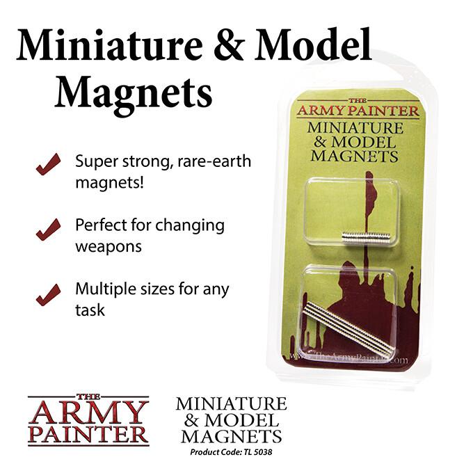 Miniature & Model Magnets