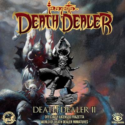 Frazetta World of Death Dealer - Death Dealer II